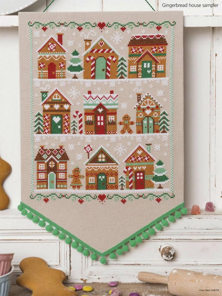 The Stitching Corner Cross Stitch Blog